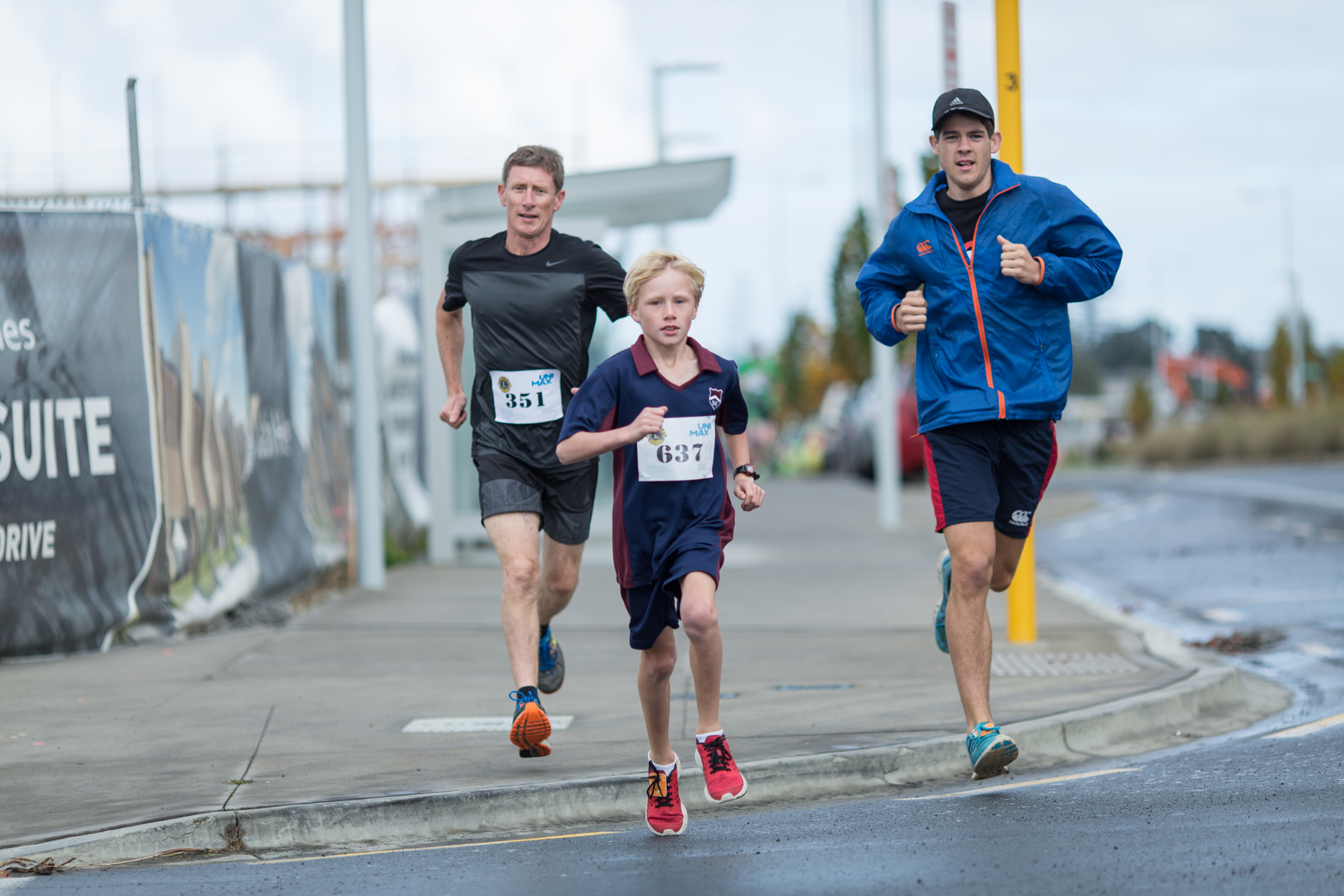 The Hobsonville Point Runway Challenge
